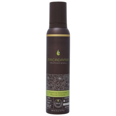 Macadamia Foaming Volumizer Hairmousse 180 ml