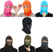 Outdoor full face mask ski motorcycle cycling balaclava winter w
