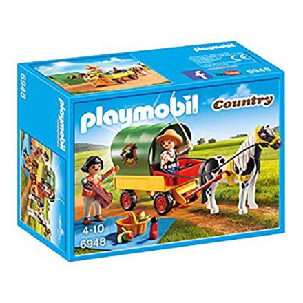 6948 Picnic med Ponyvogn - Lekmer