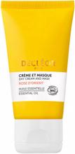 Decléor Rose Damascena Day Cream And Mask 50ml