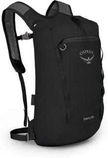 Osprey Daylite Cinch Pack Unisex Ryggsäck Svart ONESIZE