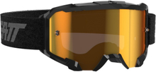 Leatt Velocity BMX Briller, Iriz Black/Bronze