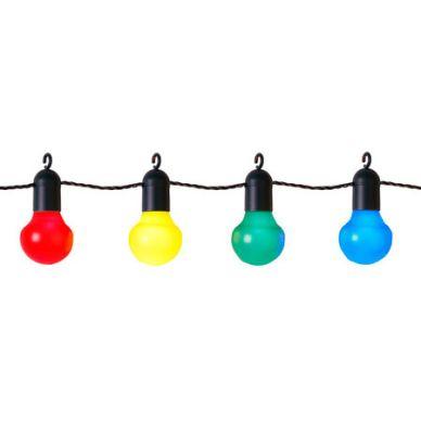 Star Trading Partyslinga LED 20 lampor, multifärgad 476-14 Replace: N/AStar Trading Partyslinga LED 20 lampor, multifärgad