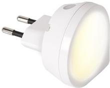 Star Trading LED nattlampa med skymningssensor, 0,4W 7391482007728 Replace: N/AStar Trading LED nattlampa med skymningssensor, 0,4W