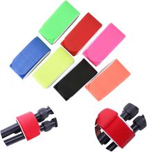 1pc nylon hook and loop strap ski snowboard bag carrier holder h