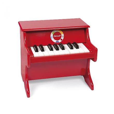 Janod-røde klaver konfetti Rød - Fruugo
