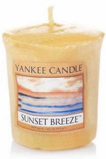 Yankee Candle Classic Mini Sunset Breeze Candle 49 g