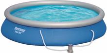 Bestway swimmingpoolsæt Fast Set 457 x 84 cm 57313