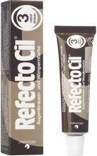 Refectocil Eyelash & Eyebrow Tint 3 Natural Brown 15 ml