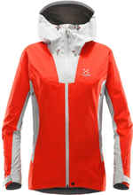 Kabi K2 Jacket Women's Punainen/Harmaa XL