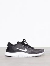 Nike Flex 2018 RN Svart/Hvit