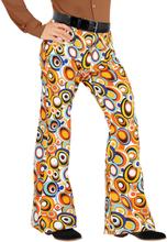 online store 2f31d 8fb39 70 Tals Disco Bubblor Byxor för Män