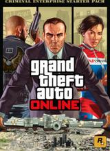 Grand Theft Auto V - Criminal Enterprise Starter Pack (ROW)