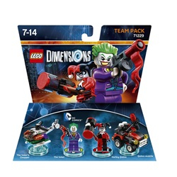 LEGO Dimensions Team Pack - DC Comics - wupti.com