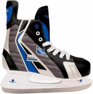 Nijdam Hockeyskridskor Strl. 43 Polyester 3386-zbz-43 Flerfärgsdesign