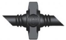 Aquaforte Hulpstukje voor 4MM luchtslang recht 4mm tule x M4 draad
