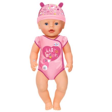 Baby Born - Interaktiv docka (Rosa)