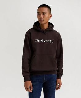 Carhartt WIP Hoodie Hooded Carhartt Sweat Brun
