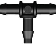 Aquaforte Hulpstukje voor 4MM luchtslang T-stuk 4 x 4 x 4mm tule