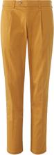 Byxa veck i linningen modell Luis från Eurex by Brax gul