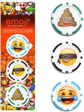 Emoji Poker Chips 3 Pack
