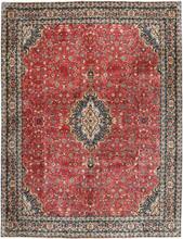 Bidjar med silke matta 297x385 Persisk Matta