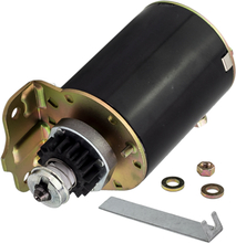 Starter Motor for Briggs Stratton 16 tooth Heavy Duty and Ride on Mower 499521