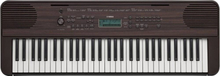 Yamaha PSR-E360DW Keyboard Valnöt