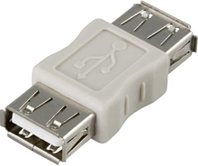 Könbytare USB A-A hona