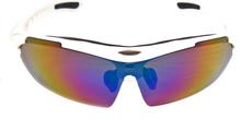 Sportglasögon med 4 extra glas