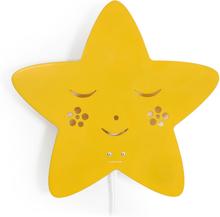 Vägglampa Stjärna