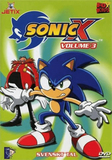 Sonic x - vol 3