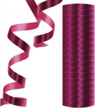 Serpentine 18x 4 meter paars metallic