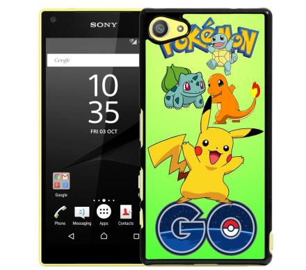 Sony Xperia Z5 Compact Mobilskal Pokemon Go - CDON.COM