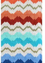 7970570b Blå Missoni Vasilij Bath Towel Håndkle