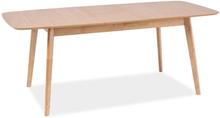 Kiley förlängningsbart matbord 120-150 cm - Ek