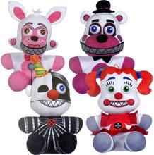 Five Nights at Freddy's 4-Pack Gosedjur Plush Plysch Mjukisdjur 30cm