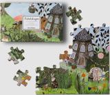 Fabelskogen - Puzzle
