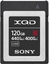 Sony 120GB 440MB/s XQD G Series Speicherkarte - QD-G120F