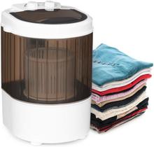 Dash Duo tvättmaskin 180W 2,5kg timer 0-15 min skoborste svart