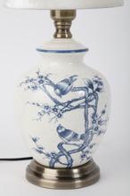 Bird Bordslampa 36cm - Fåglar / Mässing