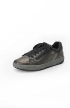 Sneakers för kvinnor, modell Madrigal Daily från Allrounder svart