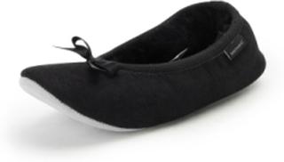 Damiga ballerinaskor från Shepherd svart