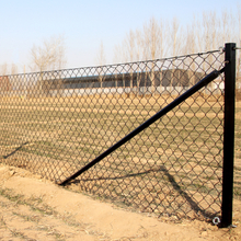Villastängsel - komplett paket med 100 meter staket, höjd 1,5m
