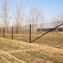 Villastängsel - komplett paket med 100 meter staket, höjd 1m