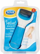 Scholl Velvet Smooth Pedi Sähköinen Jalkaraspi 1 kpl