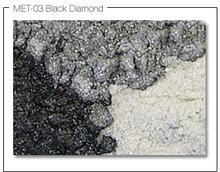 Prestige Cosmetics Shimmering Mineral Oogschaduw Trio Black Diamond