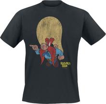 Looney Tunes - Yosemite Sam -T-skjorte - svart