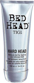 TIGI Bed Head, Hard Head, Mohawk Gel 100ml