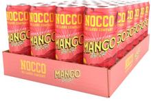NOCCO BCAA | Mango Del Sol - 24-pack